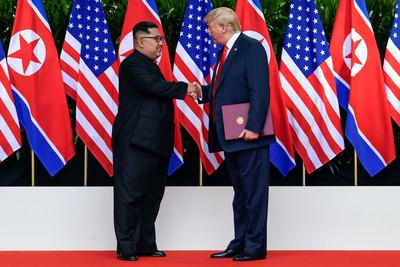 韓媒:川金二會關鍵「北韓銷毀洲際飛彈」 終極目標仍是CVID