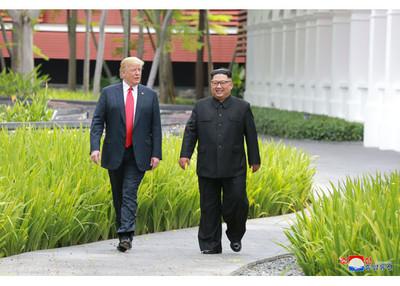 快訊/美國白宮宣布:川普、金正恩2月底將舉行第二次「川金會」
