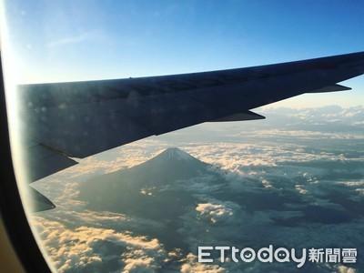 台北往返東京製造415公斤CO2 徵收飛行里程費抵制過量搭機