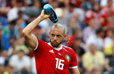 世足賽/摩洛哥球員噴VAR是坨屎 FIFA開罰6萬5法郎