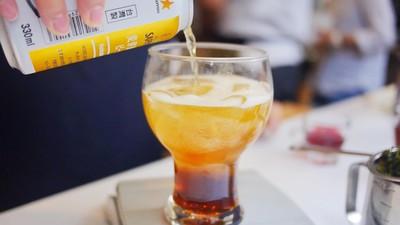 抹茶控會失心瘋!台中日式甜點店有超酷「抹茶啤酒」