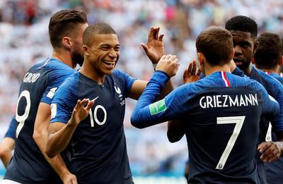 世足賽/讚姆巴佩「祝你比賽好運」 球王比利:對上巴西除外