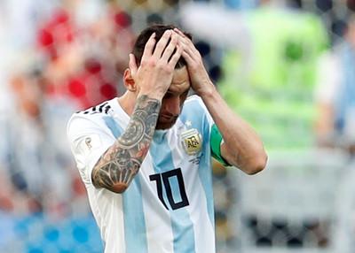世足賽/這一次真的要說再見 曝梅西已決定退出國家隊