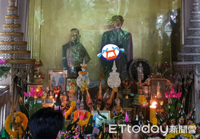 飛泰國拜拜!台灣勇哥猛拍照「鬼影緊跟身後」 當地人提醒:祂來了