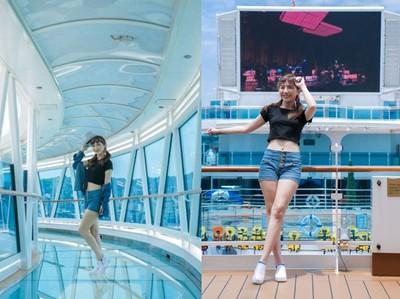 真的超好拍!「盛世公主號」頂級遊輪 8大拍照打卡點一次公開