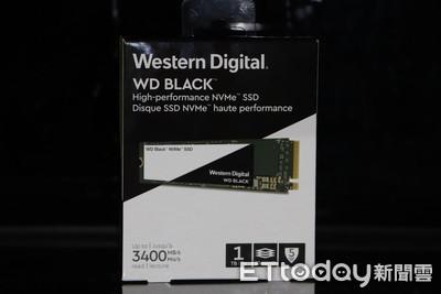 地表最速!WD全新黑標SSD開箱再顛覆你對硬碟速度的想像