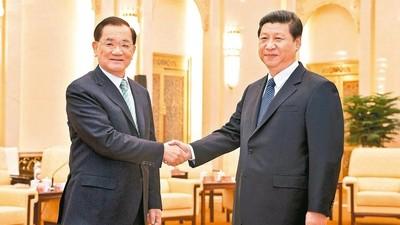 連戰今率團訪問北京 「連習會四部曲」受矚目