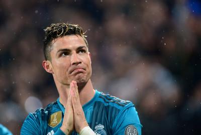 C羅向馬德里球迷喊下季見卻失約 皇馬官網速刪他資料