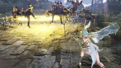 《無雙OROCHI 蛇魔3》新角色雅典娜聲優與主題曲演唱者公開