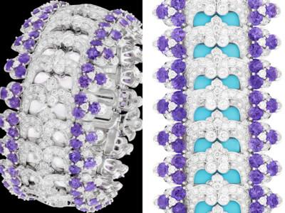 梵克雅寶參與倫敦大師傑作展 精湛美學巧思再現珠寶工藝奇蹟