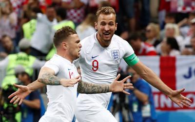 世足賽/英格蘭5分鐘破網 創準決賽60年最快紀錄