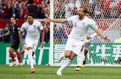 世足賽/英格蘭離決賽近了?18支半場領先隊伍17支晉級