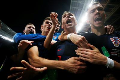 世足賽/人口420萬克國闖決賽 連熬3場延長韌性驚人