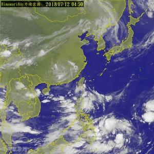 溫度回升!台北市體感溫度近40度 屏東、台東防大雨