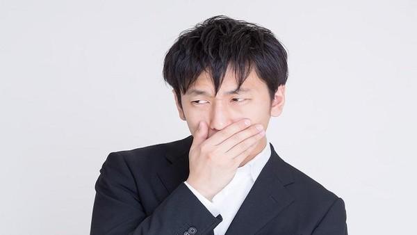 ▲▼牙醫,口臭,牙周病,牙痛,咳嗽,閉嘴,上班。(圖/翻攝自pakutaso)