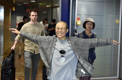 德國政府:劉霞可長期居留  不需申請政治庇護