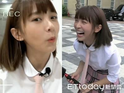 溫妮穿制服被認成「小櫻花」!舞蹈老師讚:可以直接出道