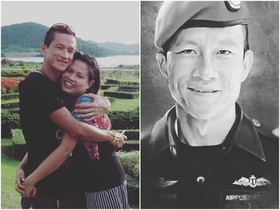 泰國救援英雄犧牲生命 遺孀:少年們,請別責怪自己