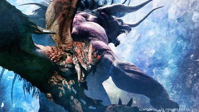 操蟲棍化身超帥龍騎士!《魔物獵人世界》與FF合作更新8月登場