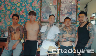 刺青師迷戀日本老傳統!「我們刺的那些圖是人生、是意義」