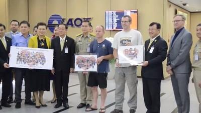洞穴救援足球隊少年! 泰政府發「精英卡」感謝各國英雄
