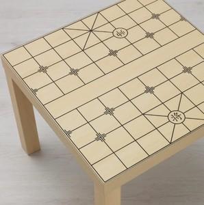 22個棋站不穩!IKEA百元象棋桌設計超瞎 還想讓人變交際花