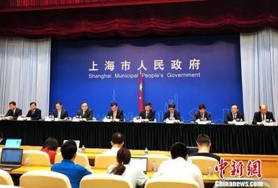 華聞快遞/上海擴大對外開放 100條舉措9成在年內實施