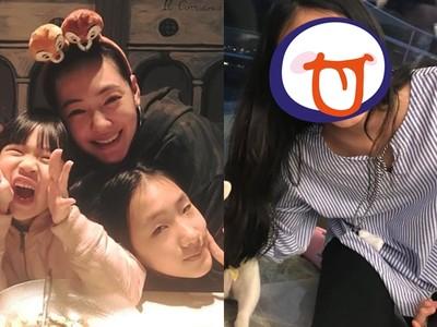小S一家廈門團聚 10歲二女兒「露酒窩甜笑」網瘋讚
