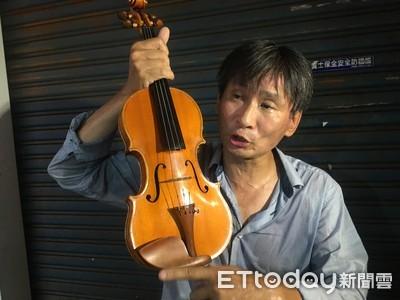國中生碰傷130萬小提琴 名師要求買下…鑑定後發現早有裂痕