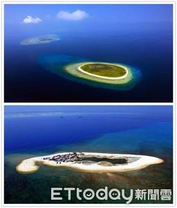 西沙群島浪花礁建新平台設施 美智庫:軍事用途