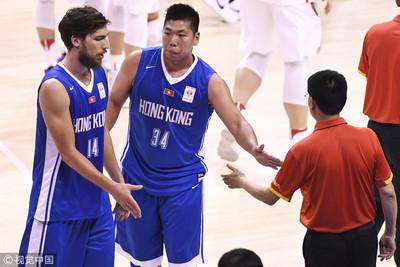 亞運男籃/惠龍兒不在香港陣中 中華隊少大患