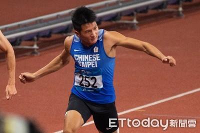 亞田賽/楊俊瀚100M預賽10秒34 和王偉旭同進準決賽