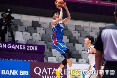 亞運男籃/南韓歸化轟20+9 中華隊半場陷33比45落後