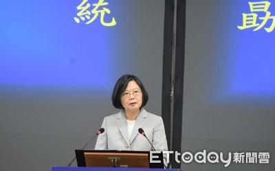肯定0823救災 蔡英文:國軍,是貨真價實的台灣英雄!