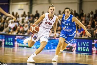 世界盃女籃/拉脫維亞側翼強力射手 威脅大陸搶分組二