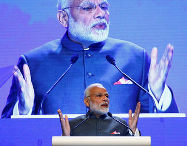 印度總理莫迪拚連任! 利用軍事行動展現魄力