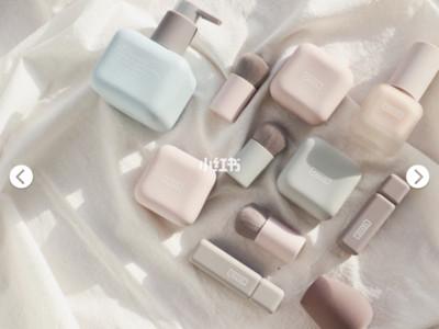 新·鮮貨/滿滿文青風的小方盒彩妝 絕美奶油色讓人想全包