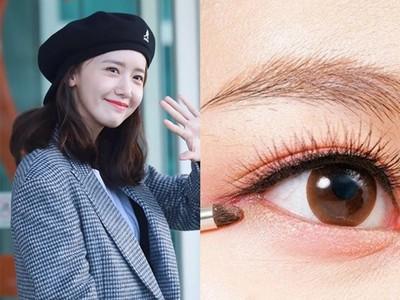 潤娥用「桃花眼」征服粉絲 4重點就能與女神同款眼妝