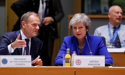 英國脫歐協議沒過只能「砍掉重練」 下議院欲推行二次公投