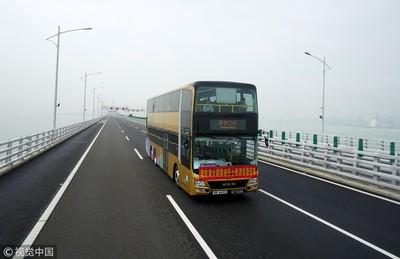 香港爆第三波疫情 澳門:搭港珠澳大橋巴士須出示「檢測陰性證明」