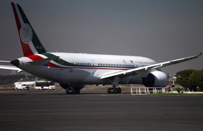 上任隔天秒賣「空軍一號」!墨西哥新總統兌現承諾 奢華內裝曝光