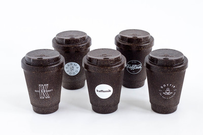 用咖啡渣喝咖啡 德國青年靠它獲得紅點最佳設計獎