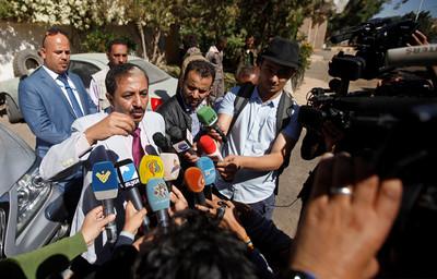 葉門叛軍代表抵瑞典 本周和平對談有望結束4年內戰