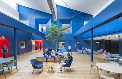老闆!拜託請看這篇 6間全世界最美的辦公室,天天加班也願意
