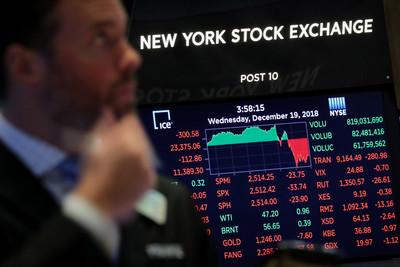 Fed再升息1碼!不甩川普「緊縮貨幣政策」 美股道瓊重挫351點