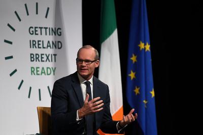 無協議脫歐致愛爾蘭物資短缺 柯維尼:會是又一次的千禧蟲