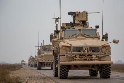 原駐敘美軍「過境」撤離 伊拉克防長:4周內離開