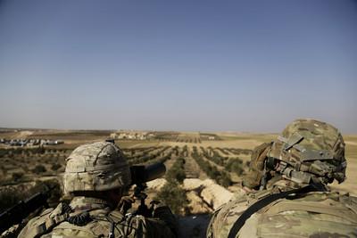 美國不爽再當「中東警察」 川普:該讓別人去戰鬥了!