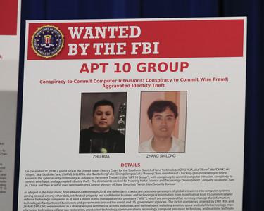 美起訴通緝2中國駭客!偷10萬海軍、NASA個資 10多國受害