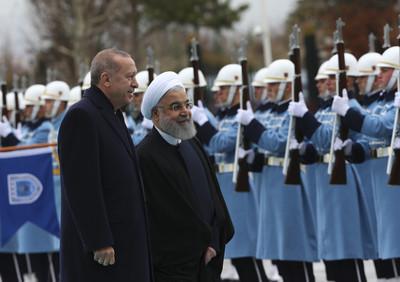 土耳其、伊朗表明「合作終結衝突」 不回應敘利亞美軍撤兵